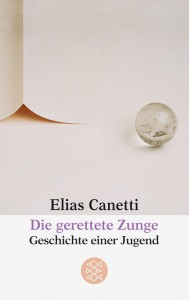 Cover Canetti Die gerettete Zunge