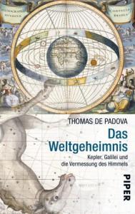 Cover de Padova Weltgeheimnis